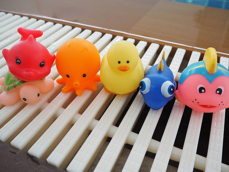 Floating Toys Pool