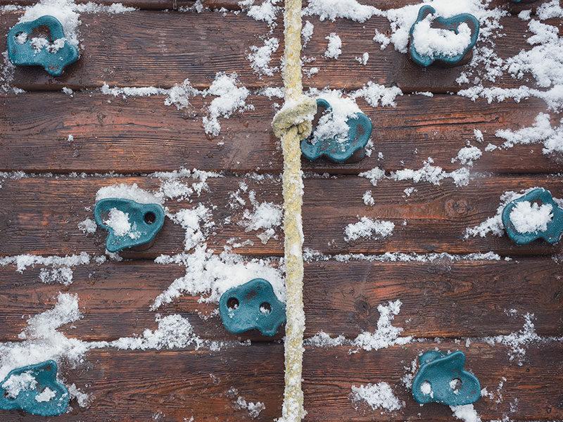 Snow Climbing Toy